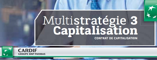 Produits Capitalisation  OCEANIC FINANCE - Cardiff Multi-Plus Capitalisation